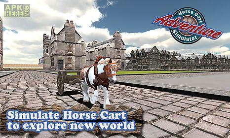 horse cart adventure simulator