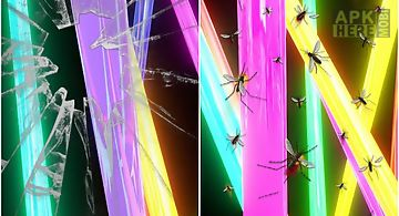 Neon lights free livewallpaper