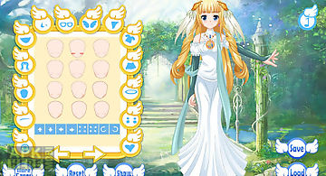 Dress up angel avatar games