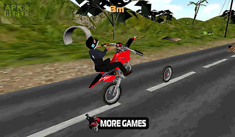 Stunt bike 3d for Android free download at Apk Here store
