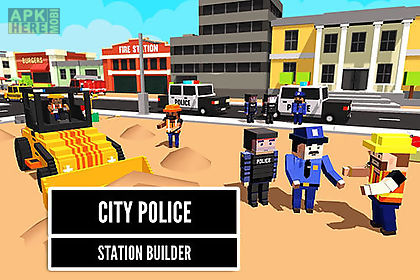 City police station builder for Android free download at Apk