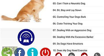 Dog training free great tricks