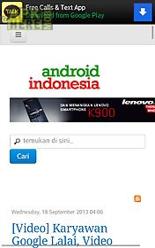 forum for android indonesia