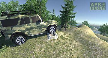 Russian cars: offroad 4x4