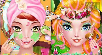 Seasons fairies - beauty salon