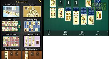 Solitaire spanish pack