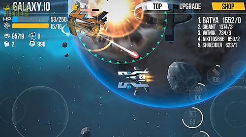 galaxy.io: space arena