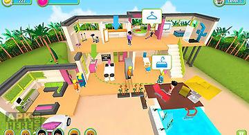 Playmobil luxury mansion