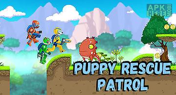 Puppy rescue patrol: adventure g..