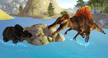 Real dino simulator