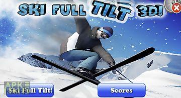 Ski full tilt 3d