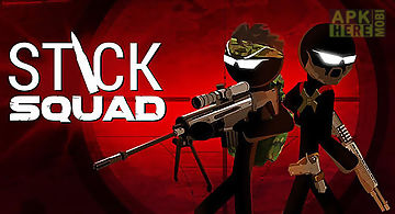 Stick squad: sniper battleground..