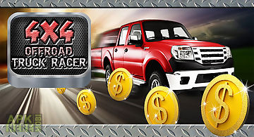 4x4 offroad truck racer