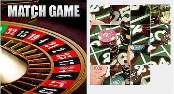 Casino: match game
