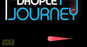Droplet journey