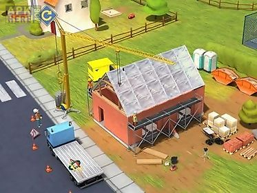 Perfect Little Builders Game For Android Description: Visit A Fun Construction  Site. Build A Beautiful House Going Through All The Stages Of The  Construction From ...