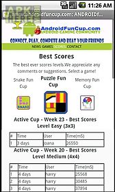 puzzle fun cup - androidfuncup