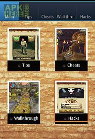 Temple run 2 tips and tricks for fans for Android free download at