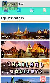 thailand holidays hotel booking