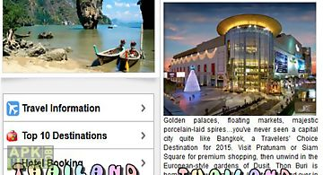 Thailand holidays hotel booking