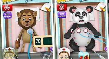 Animal hospital - kids game