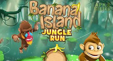 Banana island: jungle run