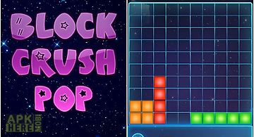 Block crush pop