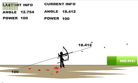 bow man-archery shooting