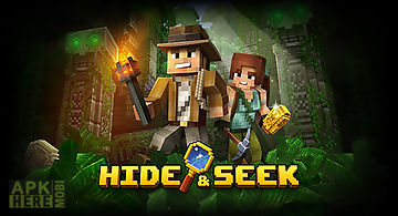 Hide and seek treasures minecraf..