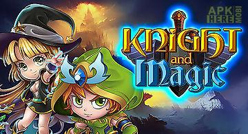Knight and magic
