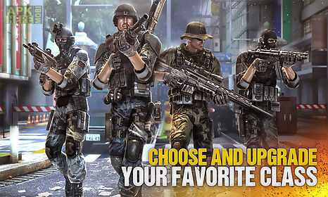 Modern combat 5 blackoutmobi for Android free download at Apk Here