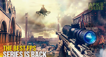 Modern combat 2 black pegasus for Android free download at