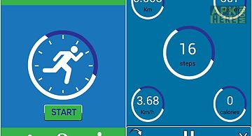 Pedometer count your steps