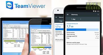 Teamviewer host for Android free download at Apk Here store