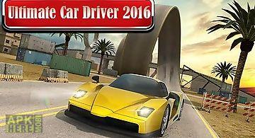 Ultimate car driver 2016