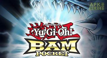 Yu-gi-oh! bam: pocket