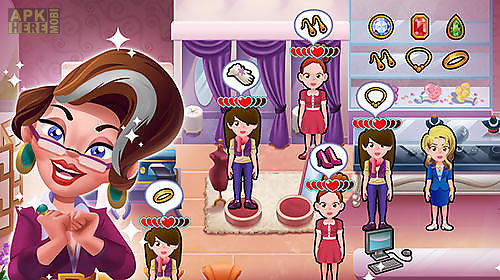 wedding salon dash: bridal shop simulator