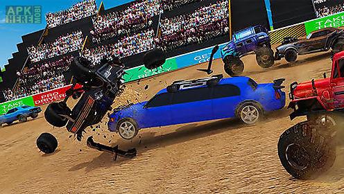 xtreme limo: demolition derby