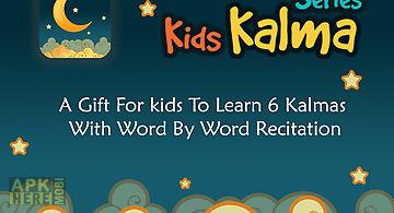 6 kalma of islam - by word