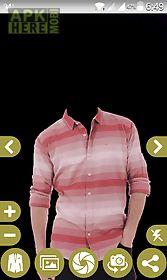 man casual shirt photo suit