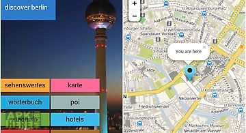 Prague Guide Hotel Map Weather For Android Free Download At Apk - Berlin map hotels
