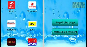 Bill pay - recharge - refill1