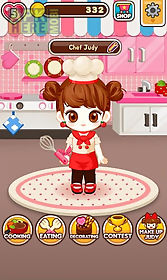 chef judy: toast maker - cook