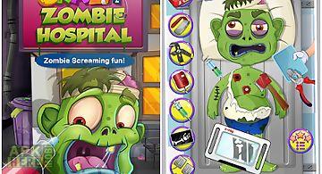 Crazy zombie hospital
