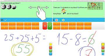 First grade math free