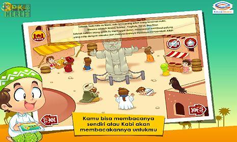kisah nabi nuh interaktif