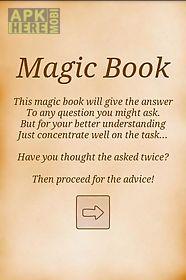 Приложение magic book для андроид