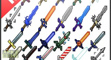 New swords mod for mcpe