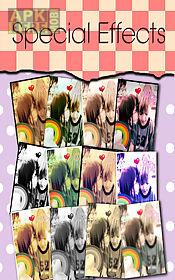 photo sticker seasons