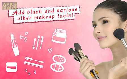 Pretty makeup for Android free download at Apk Here store